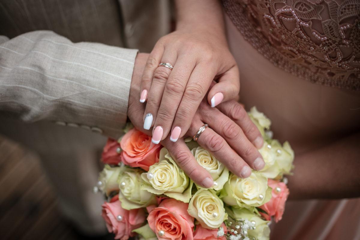 Kati & Sander pulmapildid