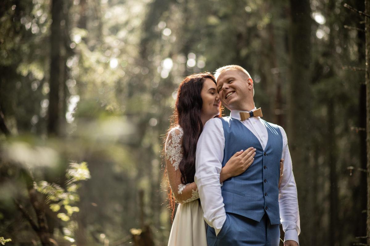 Maarit & Sven pulmapildid ja -video